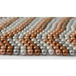 Shell pärlid, 6mm