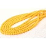 Jadeiit, kollane, 6mm